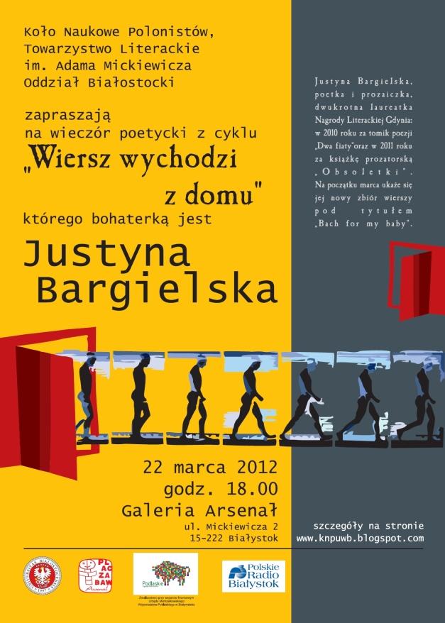 Justyna bargielska pdf to word
